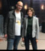 Moshe Klughaft and Tamar Zandberg משה קלוגהפט תמר זנדברג