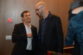 משה קלוגהפט יורם מוקדי Moshe Klugaft
