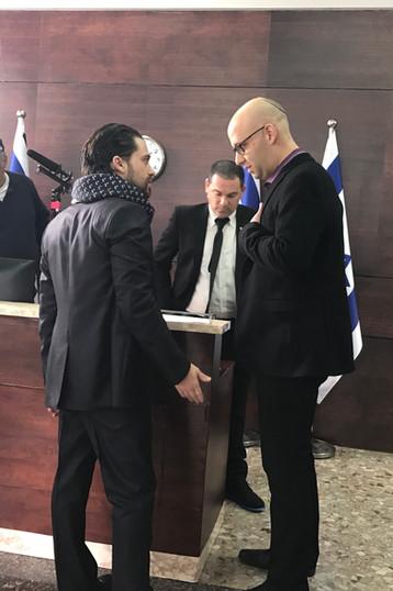 תופ אבני משה קלוגהפט Moshe Klughaft