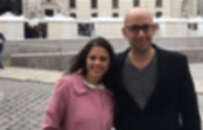 משה קלוגהפט אילת שקד Moshe Klughaft and Justice minister Ayelet Shaked