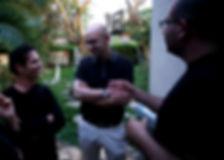 Moshe Klughaft and Aviv Gefen משה קלוגהפט אביב גפן