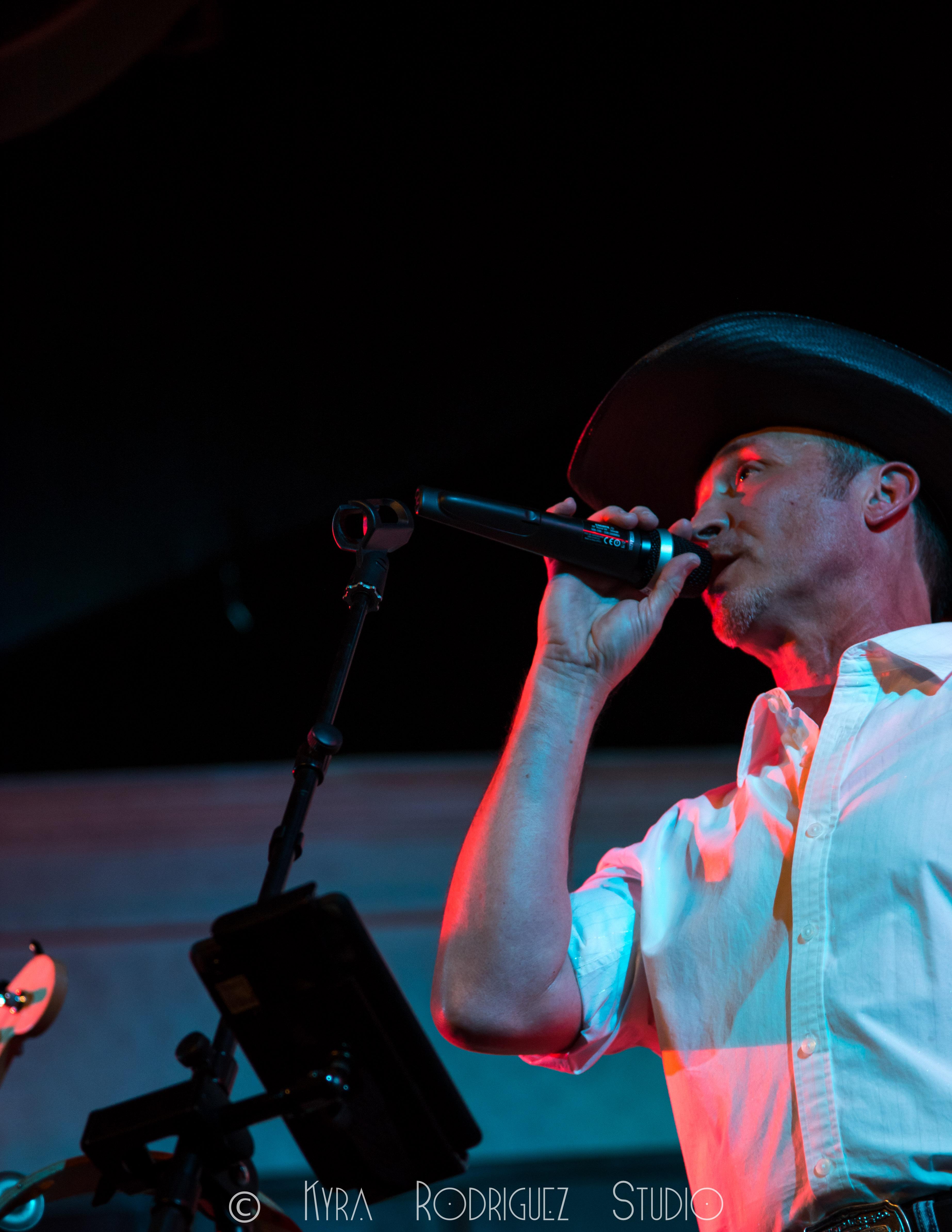 Tim Hair - Lead Vocals