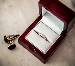 Better Ring and Cufflinks Alone Low