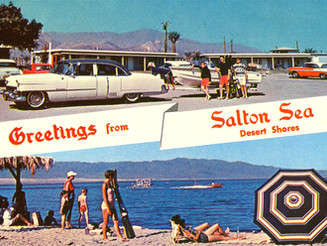 Greetings From Salton Sea