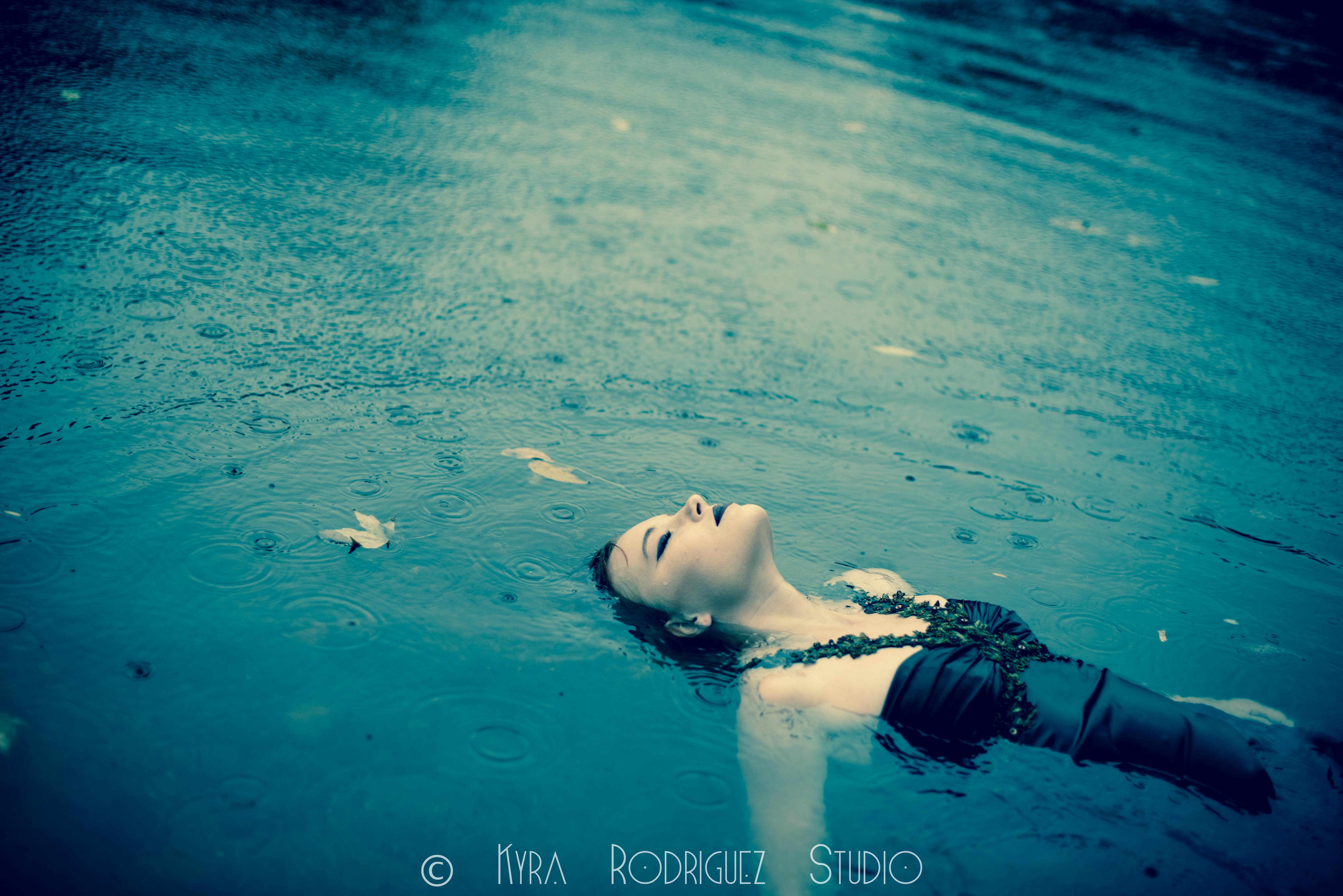 Wet Concept Shoot