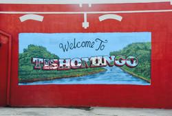 Welcome To Tishomingo