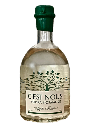 Vodka C'est Nous - Vodka Normand