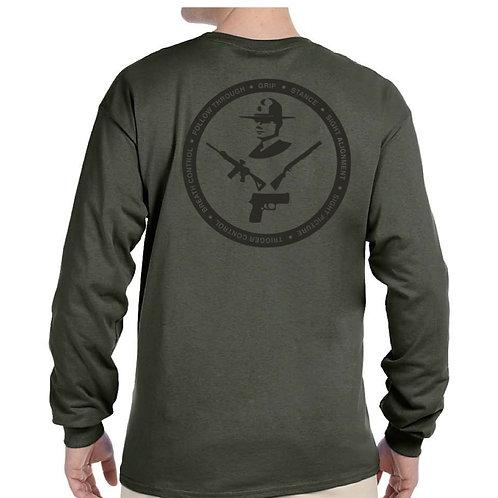 DSP Firearms Long Sleeve T-shirt