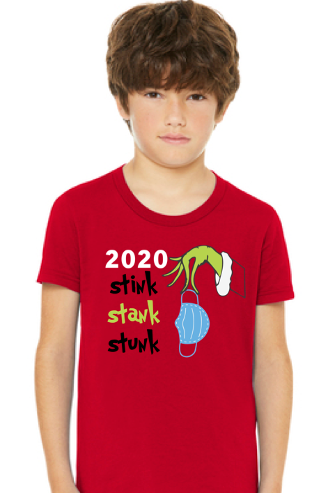 Youth Stink Stank Stunk Unisex Tee
