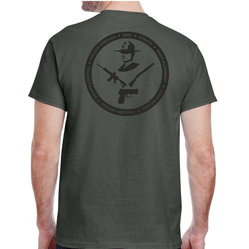 DSP Firearms short sleeve t-shirt