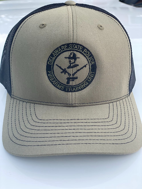 DSP Firearms Embroidered Trucker Hat