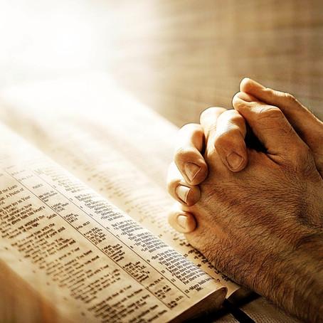 Building an altar Of Prayer