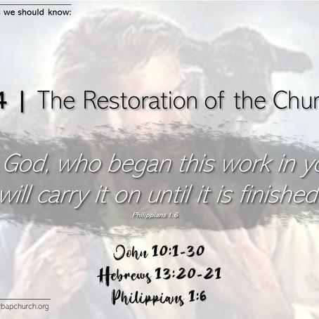 24 April 2020 - Daily Devotion