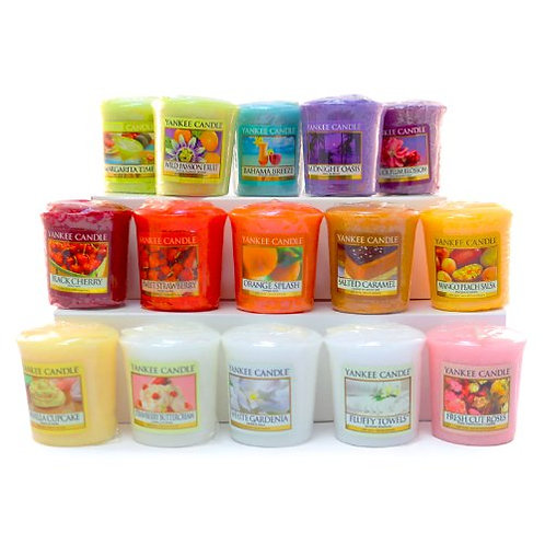 VELAS MINI YANKEE CANDLE