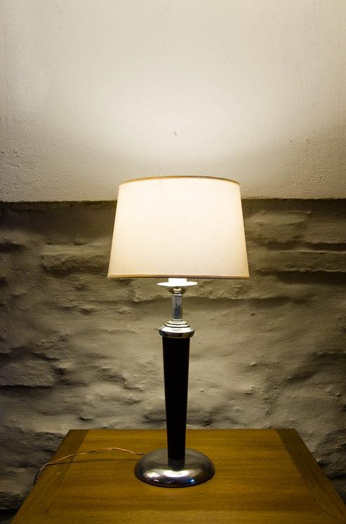 LAMPARA DE MESA PIRAMIDE BAJA