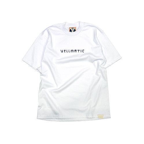 MAGIC LOGO S/S T-shirts [ WHITE ]