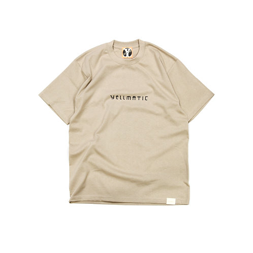 MAGIC LOGO S/S T-shirts [ SAND ]