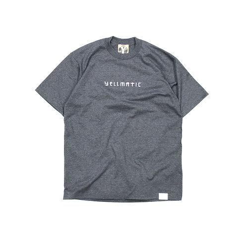 MAGIC LOGO S/S T-shirts [ CHACOAL ]