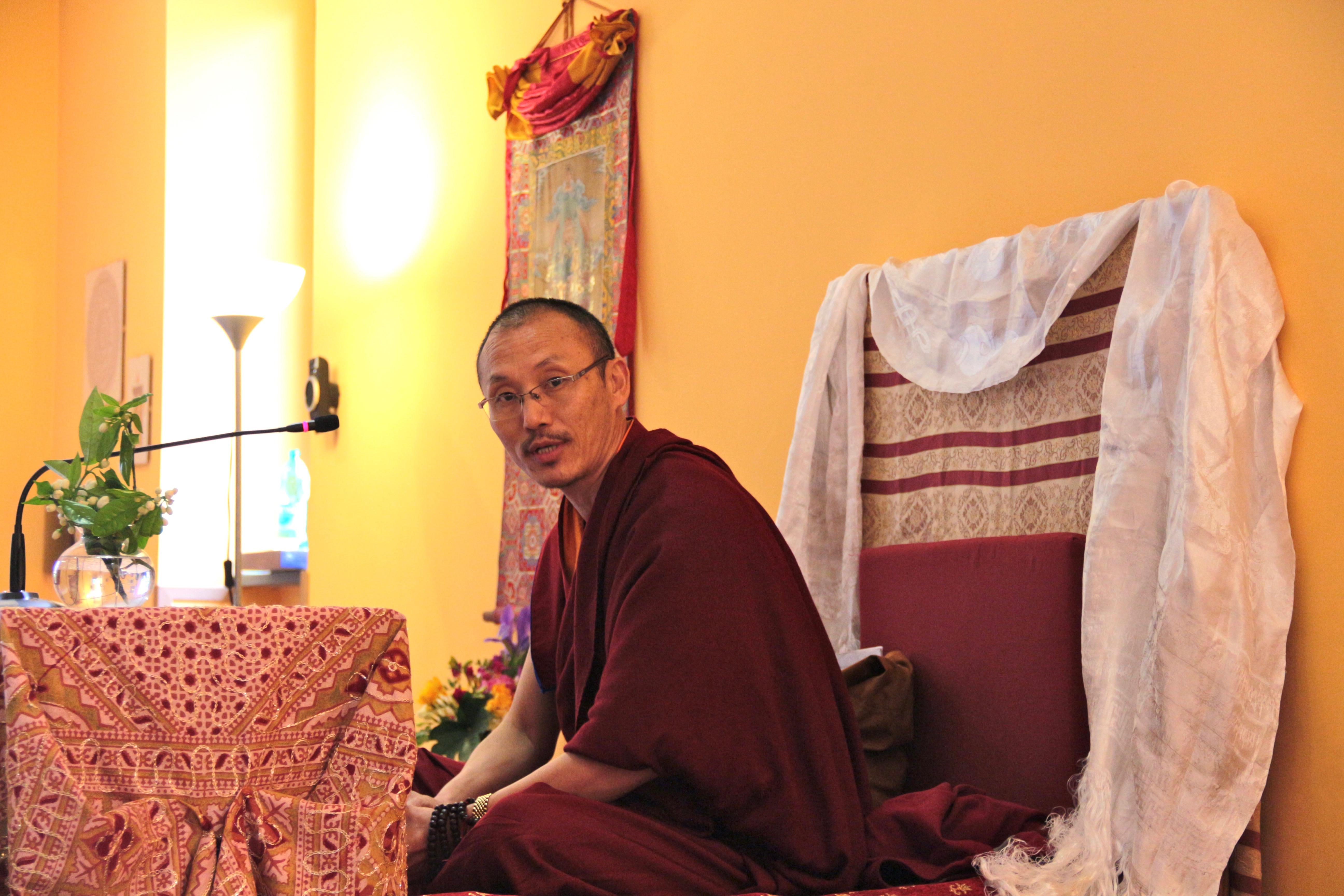 2015 Namdeling Khenpo Tenpa Yungdrung