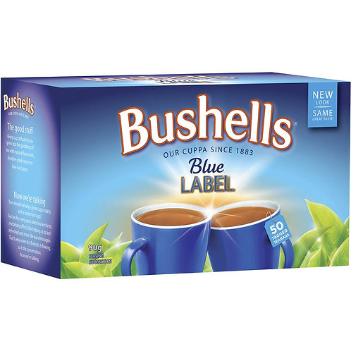 Bushells Blue Label Tea 90g
