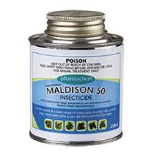 Maldison 50 250mls