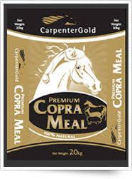 Copra Meal 20kg - Carpenters Gold