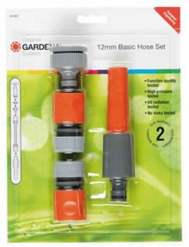 Gardena Basic Hose Set