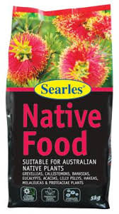 5kg Native Plant Food