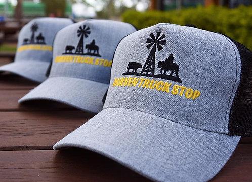 Morven Truck Stop Truckers Cap