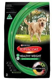 Nestle Supercoat Healthy Weight 20kg