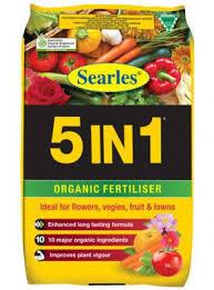 30L 5 In 1 Organic Mix