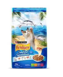 Nestle Purina Friskies Seafood Sensations 10kg