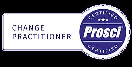 Prosci-Certified-Change-Practitioner-Log