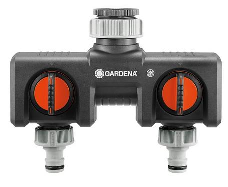 Gardena Two Channel water