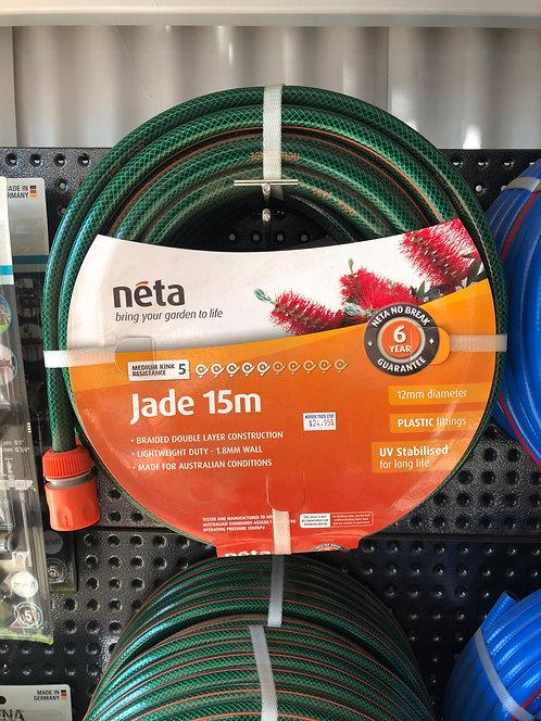 Jade 15m Hose