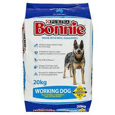 Bonnie Working Dog 20kg