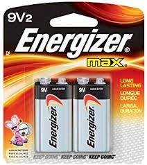 Battery 9 Volt