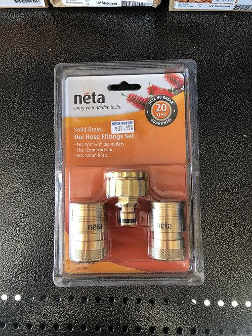 Universal Solid Brass Tap Set