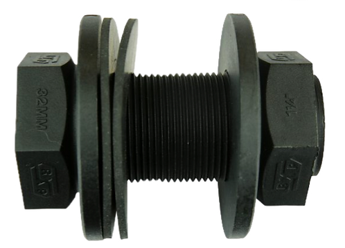 Tank Outlet