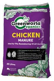 Chicken Manure 25kg