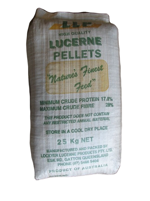 Lucerne Pellets