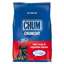 Chum Crunchy Beef