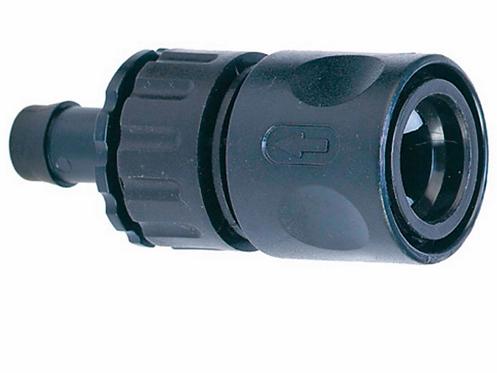 13mm barb x 1' MBSP adaptor
