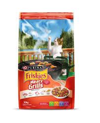 Nestle Purina Friskies Meaty Grills 10kg