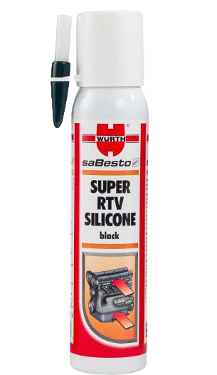 Super RTV Silicone Grey