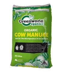 Cow Manure 25kg