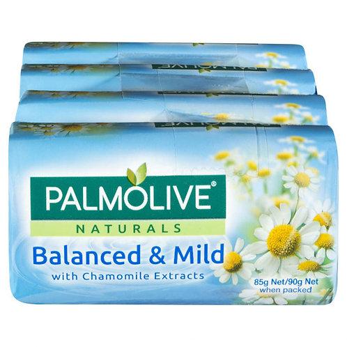 Palmolive Soap Bar 4pk