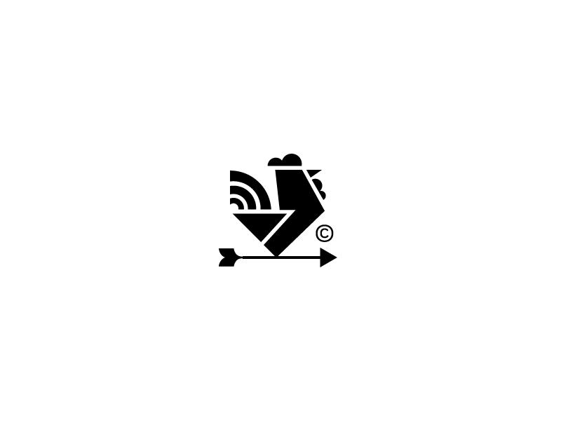 coq logo design