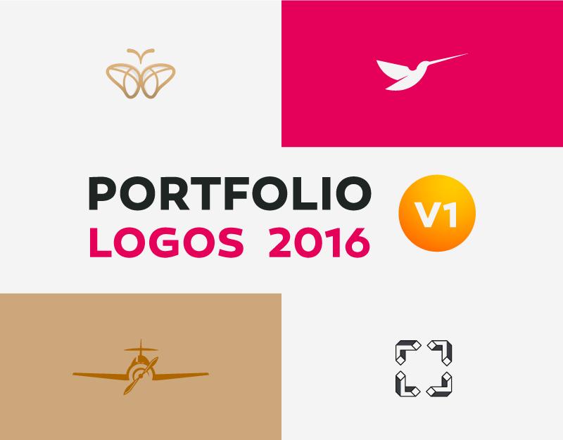 PORTFOLIO - LOGOS - 2016