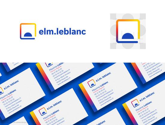 e.l.m-Le-blanc logo